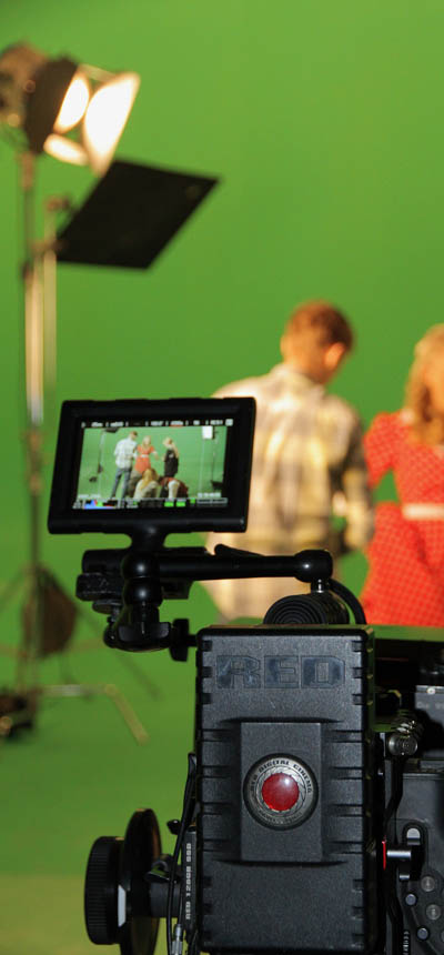 Video production in Salisbury